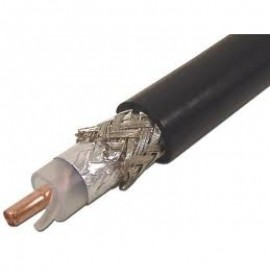 Cable Coaxial LMR 400 (1Mt)