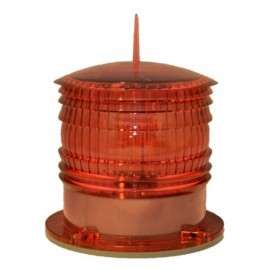 S16LF Red Solar LED Antenna...
