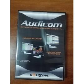Audicom 12 software